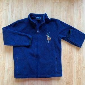 🍭Polo by Ralph Lauren fleece jacket - 7